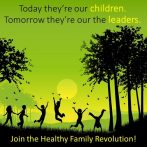 Healthy Family Revolution Summit Features KidCentered.com