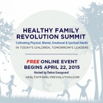 Come Hear KidCentered on the Healthy Family Revolution Summit!